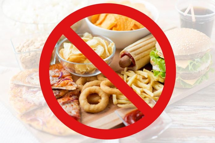 avoid refined and fried foods in your brunch