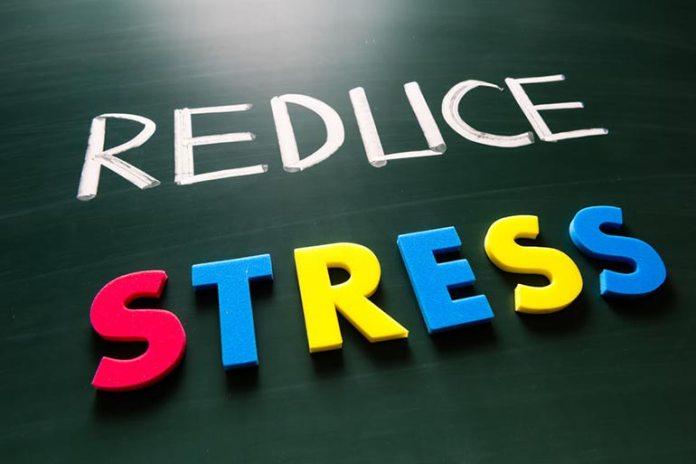 Sirsasana Relieves Stress