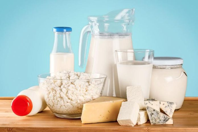 Avoiding diary products may result in lack of calcium and proteins