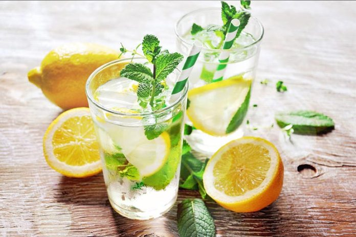 Lemon water can prevent daytime drowsiness