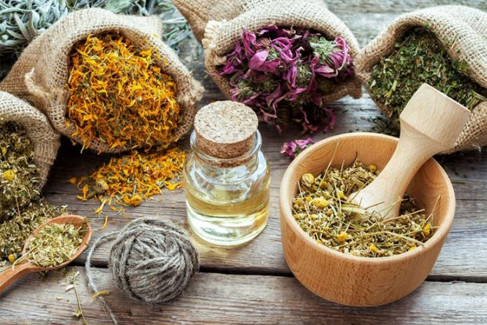 Inhaling essential oils of plants and herbs can prevent daytime drowsiness