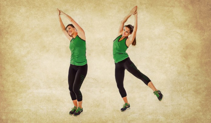 Leaning Lifting Crunch Exercise Can Help You Improve Fitness
