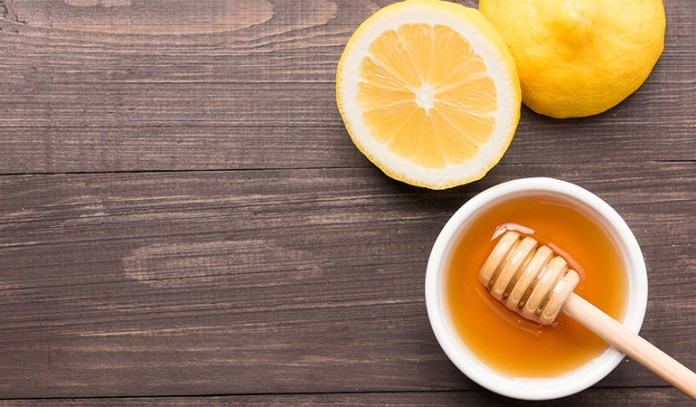 Honey mixed with lemon is useful in making the skin soft and radiant