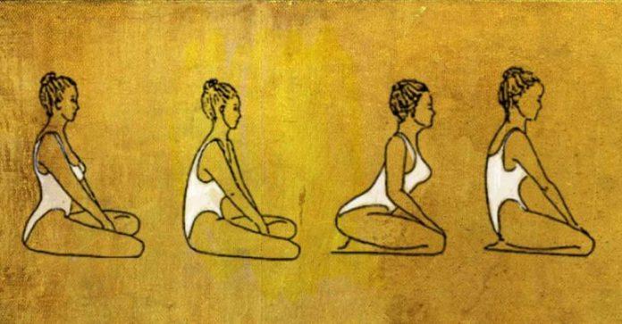 rhythmic spinal flex for postnatal depression