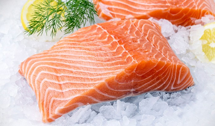 Salmon helps with breast cancer