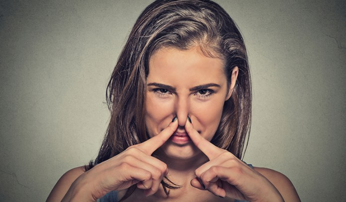 Unpleasant Odor Is A Sign Of A Sexually Transmitted Disease