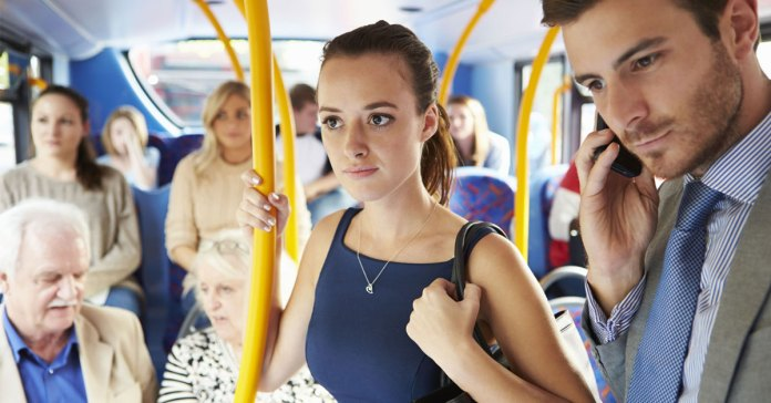 Can Using Public Transport Raise The Risk Of Getting Sick?