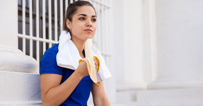 Eating a banana a day can be healthy