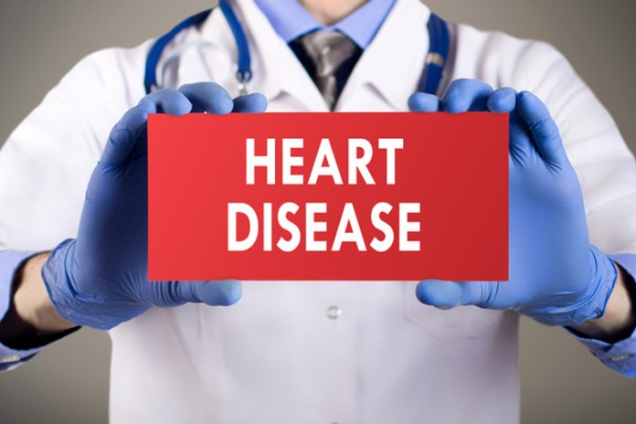 Heart disease can cause premature graying of the hair