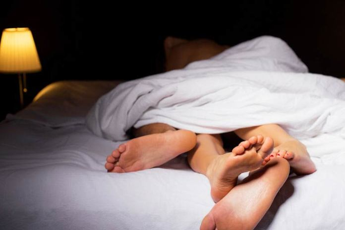 Women who indulge in unprotected sex are not only more happy, but also sleep better than those who always or usually use condoms.