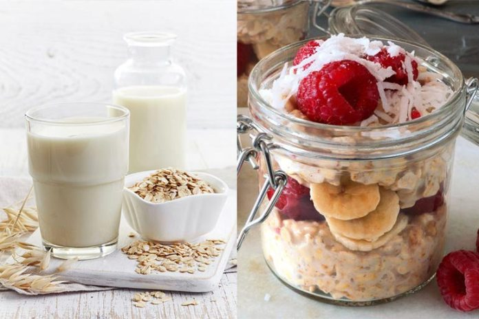 Eat Cereal With Milk For Your First Breakfast And Oats With Greek Yogurt For The Second One