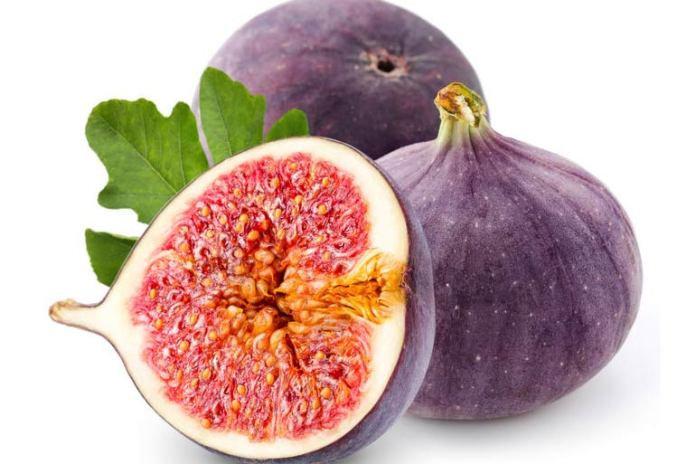 Figs can boost iron