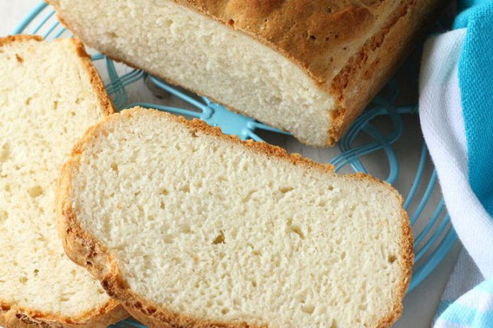 Gluten-free sandwich bread is good for those who are gluten intolerant