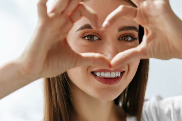nectarines for eye health