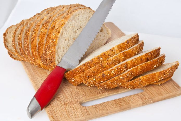 Bread made from alternative grains are lower in carbs