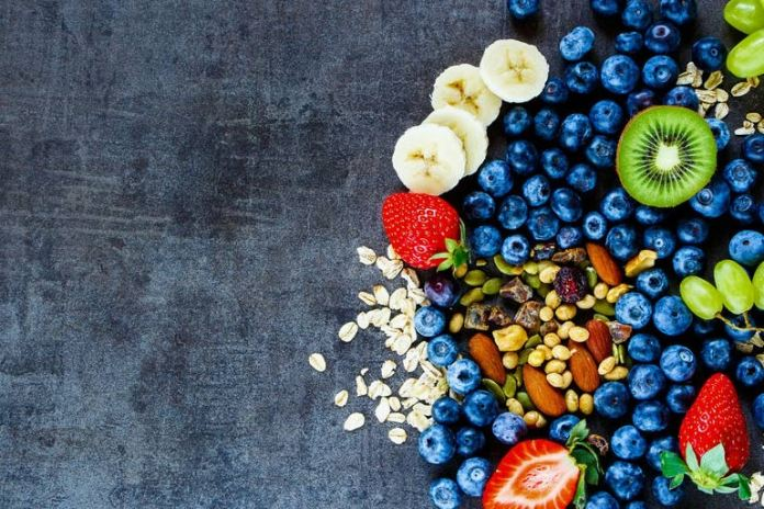good diet and exercise boost immunity