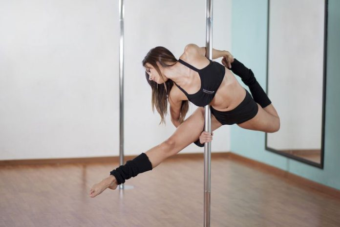Pole dancing is best left to professionals