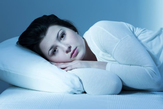 Insomnia can be caused by a lack of protein