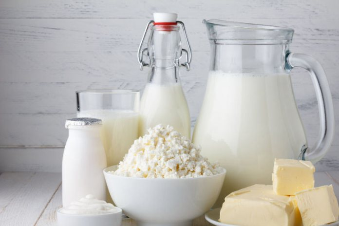 Full fat dairy products contain too many saturated fats