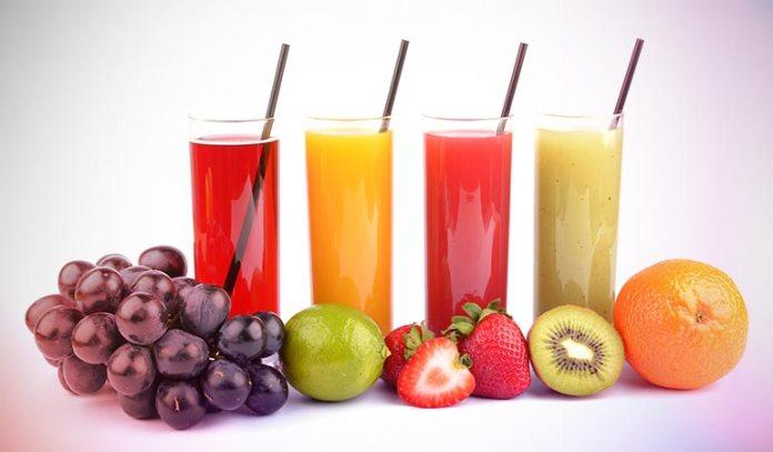 (Fruit juices high in sugar is a breakfast item we must always avoid.