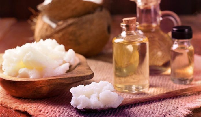 Coconut Oil Contains Saturated Fats