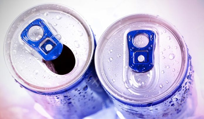 High amount of caffeine in an energy drink is not good for your health.