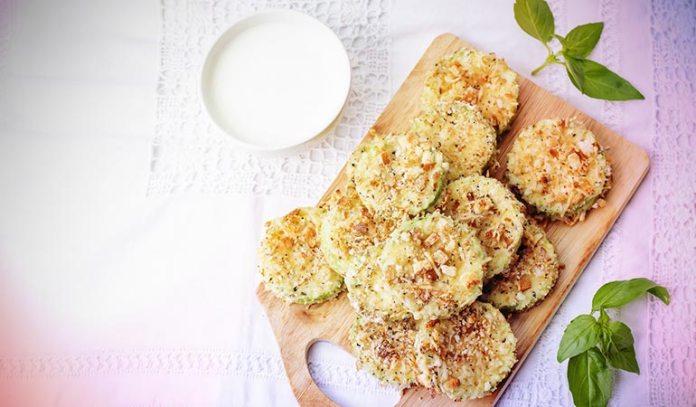 Zucchini Crisps For The Compulsive Snacker