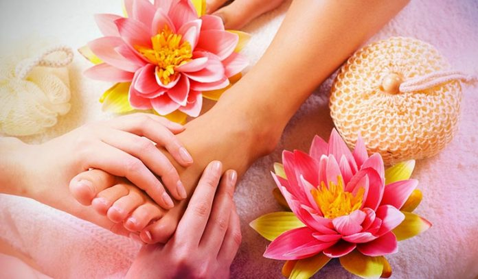 Feet massage and neck massage helps in stimulating our vagal tone.