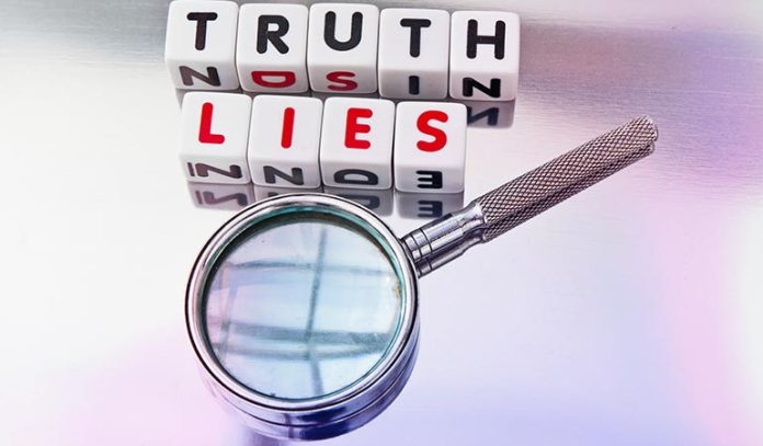 . White lies
