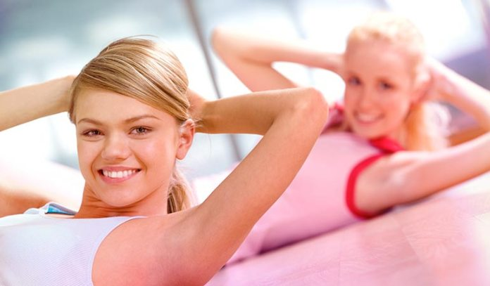 Easy exercises do not strain your body and do not require much recovery time in between