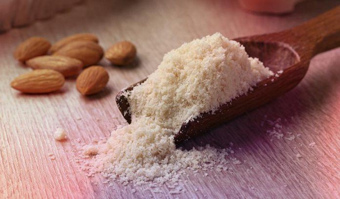 Almond Crumbs Add Taste And Texture
