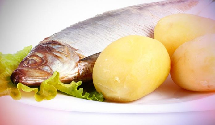 Atlantic herrings are rich in omega-3s and rank the eight most nutritious