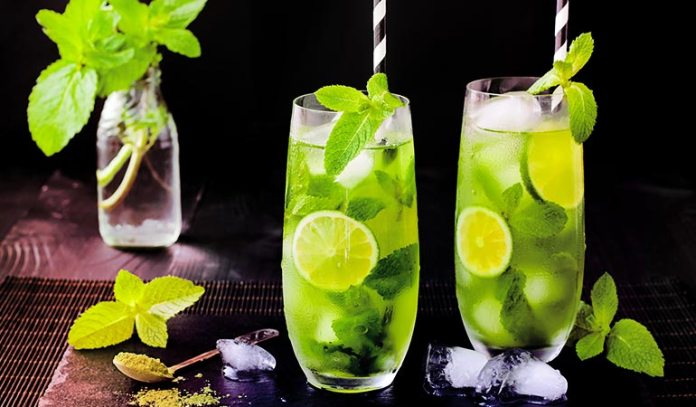 Lime contains citric acid, which is a natural uric acid solvent)