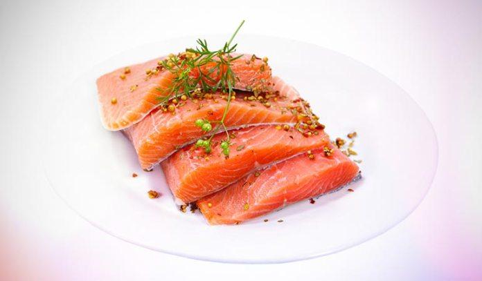 High levels of omega 3 fatty acids