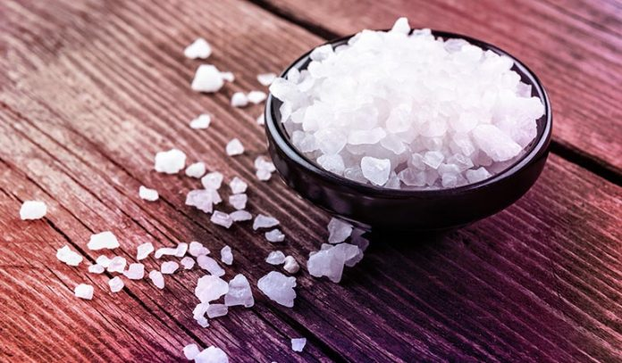 Table Salt Is Fortified With Iodine
