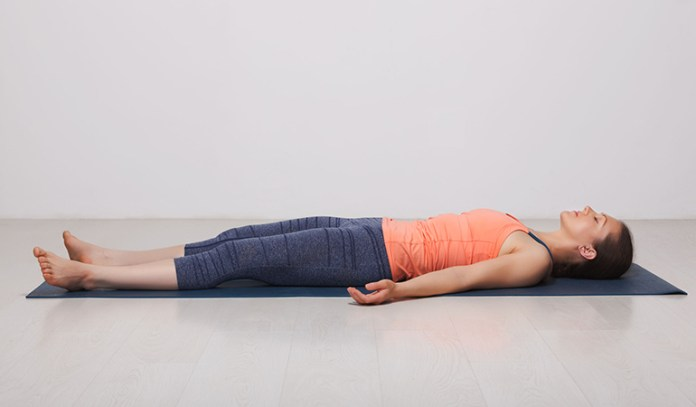 Treat Occipital Neuralgia Symptoms At Home By Doing The Corpse Pose, The Sub-Occipital Neck Stretch, And Neck Extension And Flexion Exercises