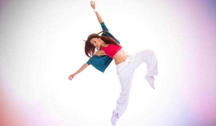 Dance your stress away