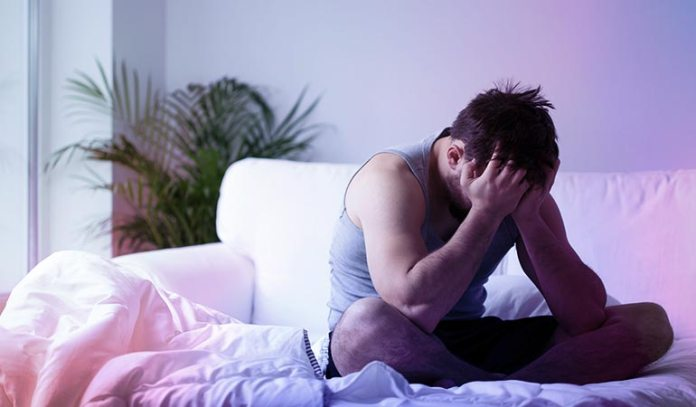 A person is unable to take part in morning activities