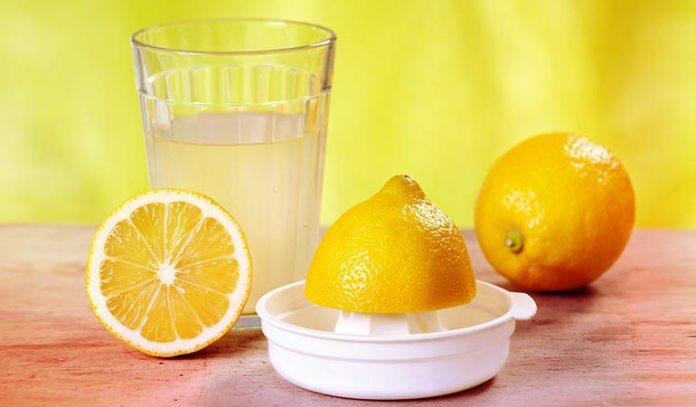 Lemon Juice Removes Nail Discoloration