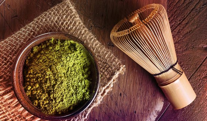 Matcha is an alternative to caffeine and boosts energy in the body
