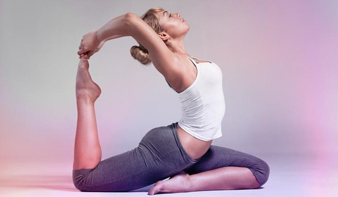 (Yoga and deep breathing helps in stimulating the vagus nerve