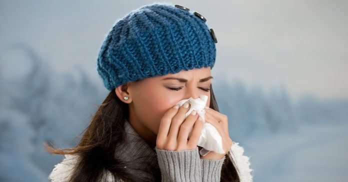 Stuffy nose is caused by the inflammation of blood vessels in the sinuses