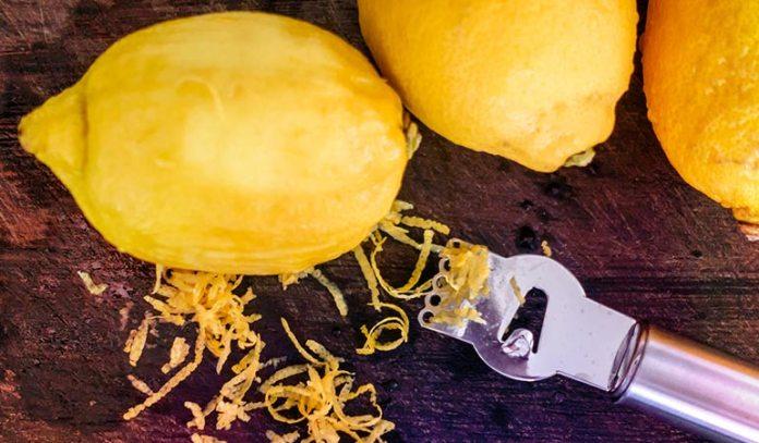 Lemon Peel Protects Against Skin Cancer