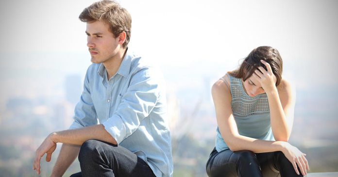 Toxic relationships can take a toll on your overall well being
