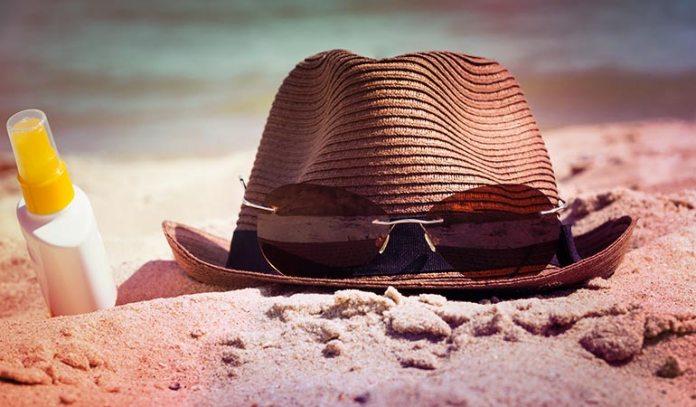 Don't skip sunscreen on cloudy days