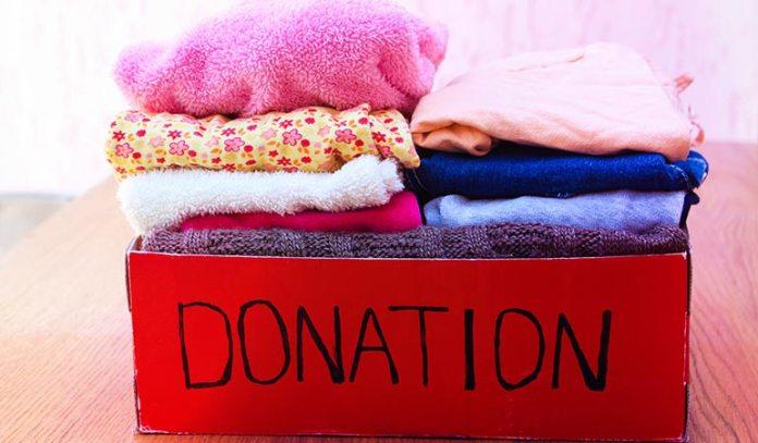 Giving is as pleasurable as getting)