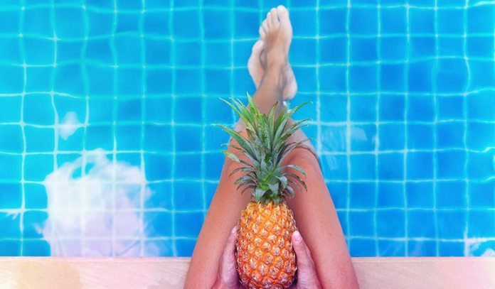 Fruits don't make your nether regions taste fruity