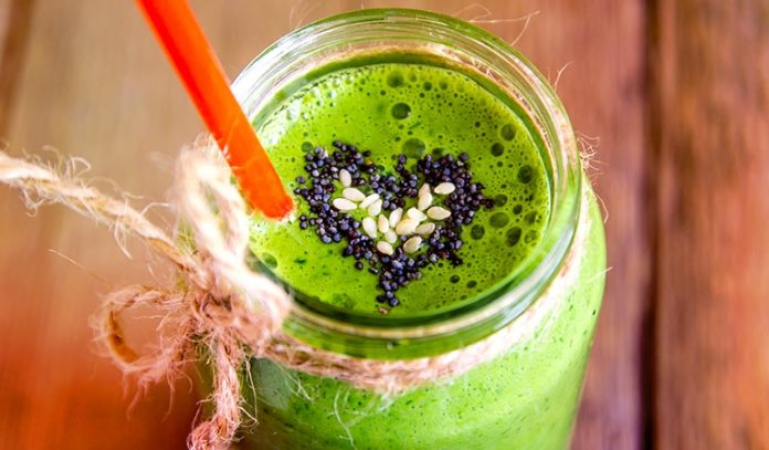 Add Some Zucchini To Your Green Smoothie