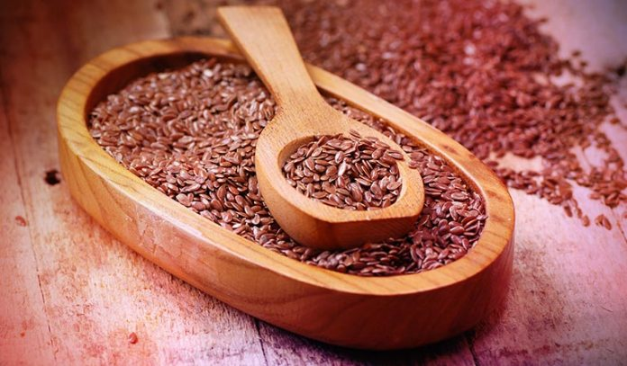 Great source of fiber and omega 3 fatty acids
