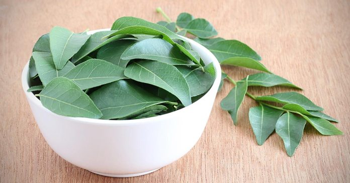 : Curry leaves can stimulate your hair growth.